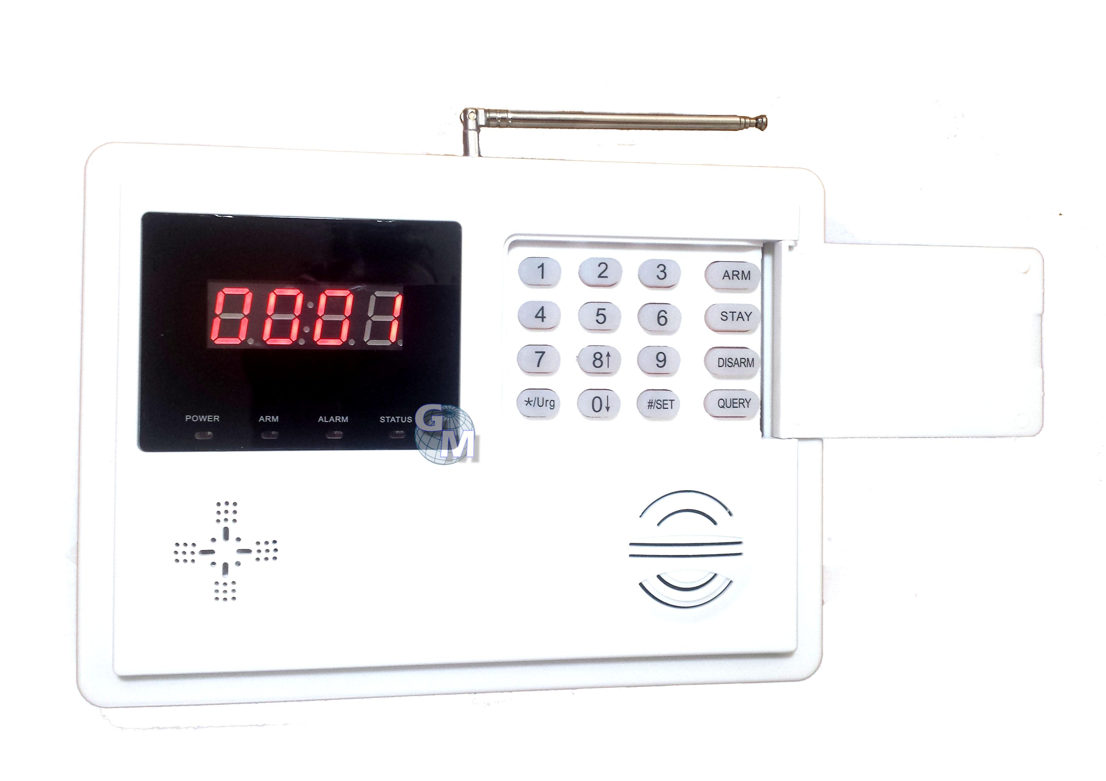 Antifurto wireless senza fili casa sensori combinatore - Sensori per finestre senza fili ...